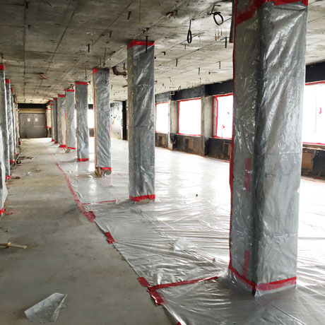 asbestos removal & abatement - mold removal & remediation - northborough ma, nh, ri